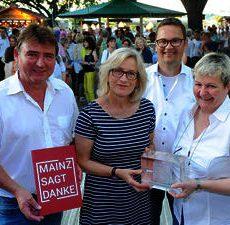 Der 2. Mainzer Tourismus-Preis 2015 wurde verliehen